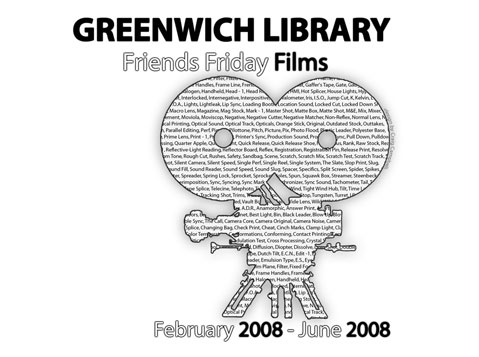 Greenwich Library Film Brochure February 2008 - June 2008