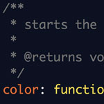 Rainbow - Javascript Code Syntax Highlighting
